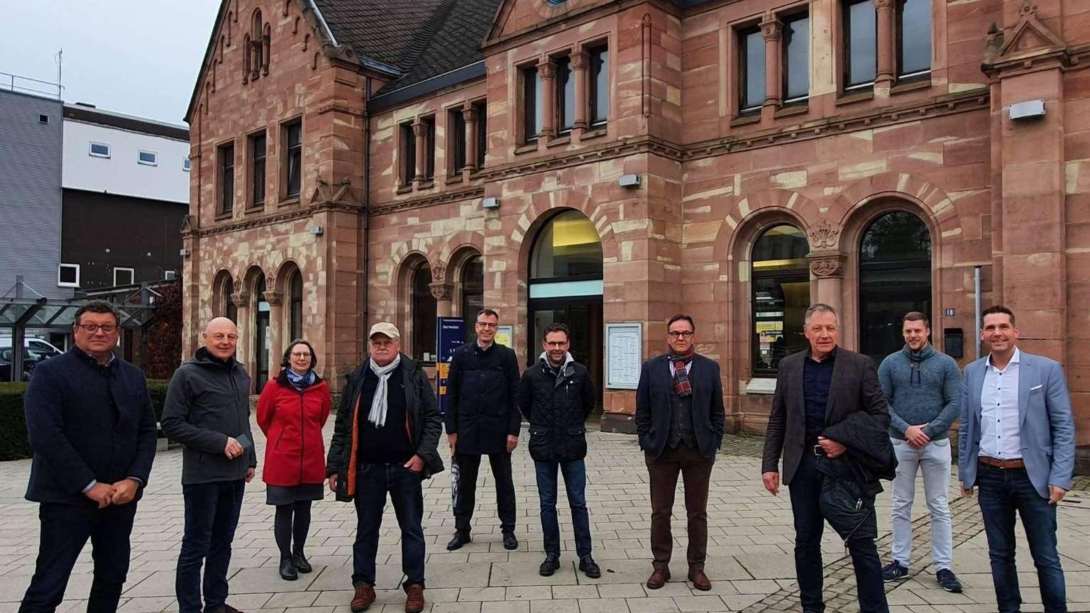 ICE-Halt wichtig für Bad Hersfeld
