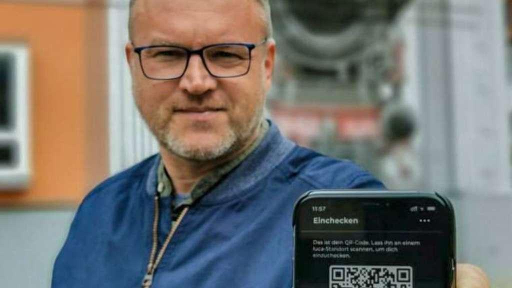 Bad Hersfeld, Bebra und Rotenburg werben für digitale Kontaktverfolgung mit der Luca-App
