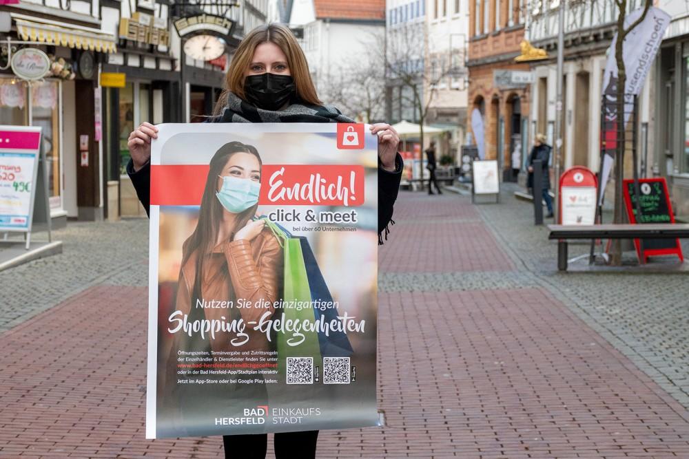 Endlich! Nutzen Sie die einzigartigen Shopping-Gelegenheiten in Bad Hersfeld