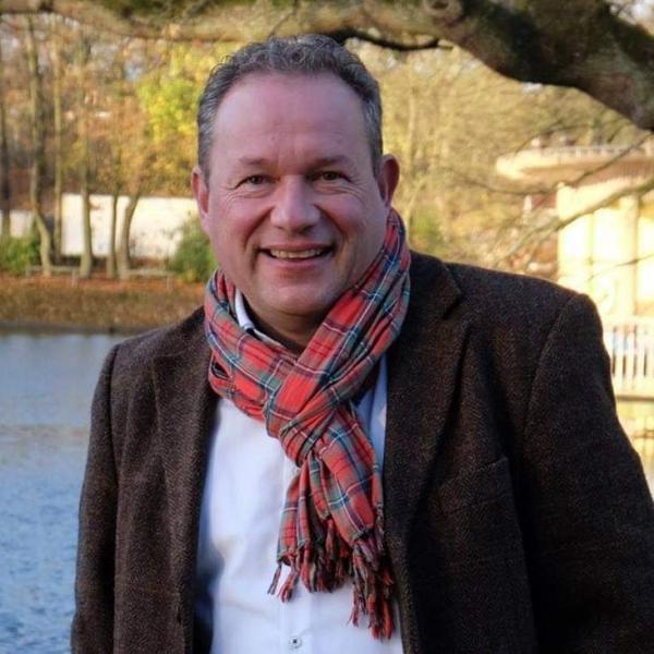 Matthias Glotz: Mann fürs Stadtmarketing und Kurdirektor